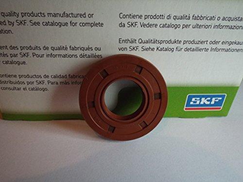Viton Oil Seals (20x 42x 7mm SKF Viton R23/TC Doppel Lip Oil Seal Edelstahl Spring)