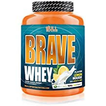 Bull Sport Nutrition Brave Whey Suplementos de Proteínas - 2300 gr