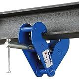 Planeta F00031 Trägerklemme, Typ BK 10, Tragfähigkeit t 1, Greifbereich mindesten 75 mm, Greifbereich maximal 230 mm, Gewicht 4 kg