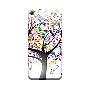 iCover Premium Printed Mobile Back Case Cover With Full protection For HTC 826 (Designer Case)