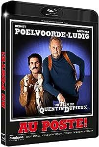 Au poste! [Blu-ray]: Amazon fr: Benoît Poelvoorde, Grégoire