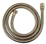 Saniworld Brauseschlauch Duschschlauch Schlauch Dusche Bronze Optik hochwertig 150cm