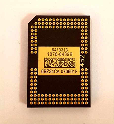 Hotsmtbang Ersatz-DMD Chip Board 1076-6438B 1076-6439b für BenQ Acer Mitsubishi Dell DLP Projektor (Dlp-chip)