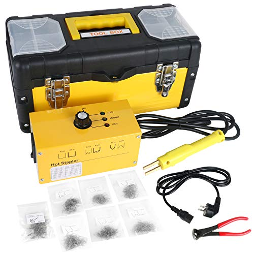 Beley Kit de soudure plastique pour réparation de pare-chocs de...