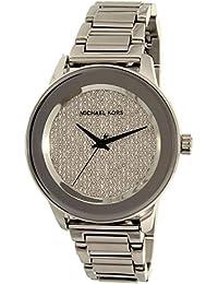 Michael Kors Reloj Analógico para Mujer de Cuarzo con Correa en Acero Inoxidable MK5996