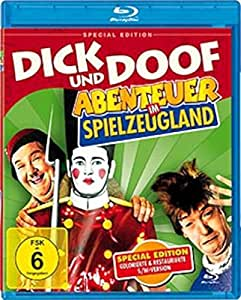 Laurel & Hardy - Abenteuer im Spielzeugland [Blu-ray] [Special Edition]