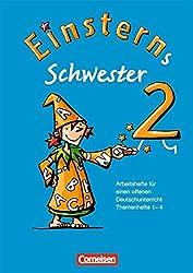 Einsterns Schwester - Sprache und Lesen - Bisherige Ausgabe: 2. Schuljahr - Arbeitshefte für einen offenen Deutschunterricht: 4 Hefte im Schuber