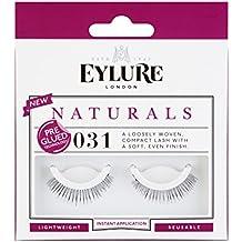 Eylure Naturals No. 031 Pre-encolada, 1er Pack (1 x 2 piezas)