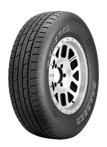 General Tire Grabber HTS 60 ( 265/75 R15 112S OWL ) (General Grabber R15)