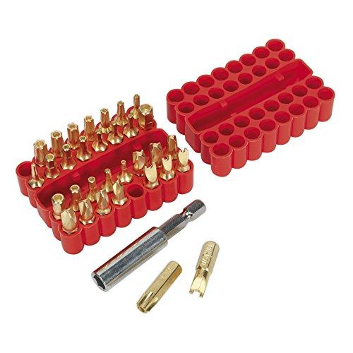 Sealey ak614 Sicherheit Bit & Magnet Adapter Set 33