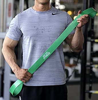 48 Hour Sale!! Assisted Pull Up Bands | Resistance Bands For Strength & Power Training, Crossfit Mobility & Gym Work | Stretching, Therapy, Yoga, Distraction, Flexibility & Pullups | Green (23kg-54kg) 6