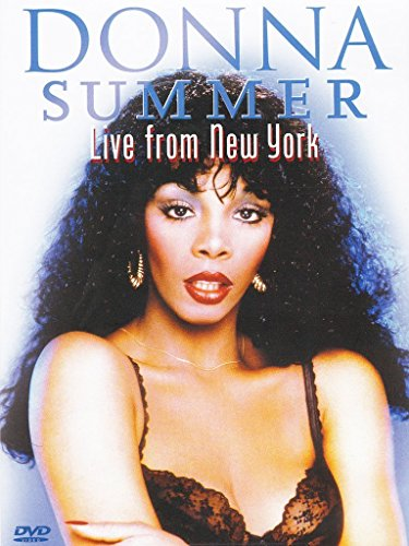 Donna Summer - Live from New York (+booklet)