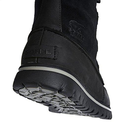 Sorel Womens Cozy Joan Leather Boots Black