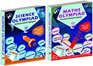 Olympiad Class 2 Combo(Maths + Science) For IMO & NSO (Set Of 2 Bo