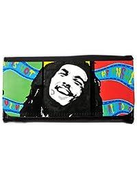 le portefeuille de grands luxe femmes avec beaucoup de compartiments // V00001929 Bob Marley // Large Size Wallet