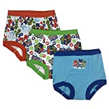 PJ MASKS PJMASKS Toddler Boys' 3-Pack Training Pants
