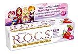 ROCS Kinder Himbeere+Erdbeere Zahnpasta 45 g Zahnpasta