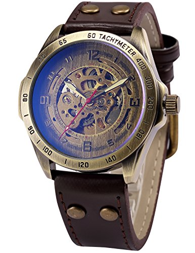 ampm24-vintage-bronze-case-automatic-mechanical-skeleton-brown-leather-band-mens-sport-watch-ampm24-