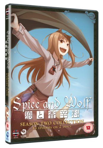 Preisvergleich Produktbild Spice And Wolf - Complete Season 2 [UK Import]