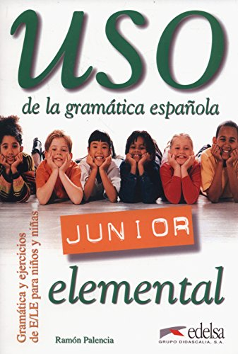 Uso de la gramatica junior elemental