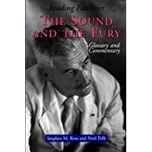 Reading Faulkner: The Sound and the Fury (Reading Faulkner (Paperback)) by Stephen Ross (1996-10-01)