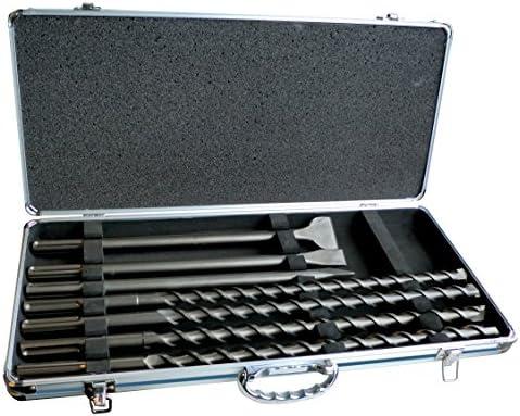 Makita Punte per trapano SDS-max con scalpelli, 7 pezzi, pezzi, pezzi, D-42494   Uscita    Nuovo 2019    Vari I Tipi E Gli Stili  218711
