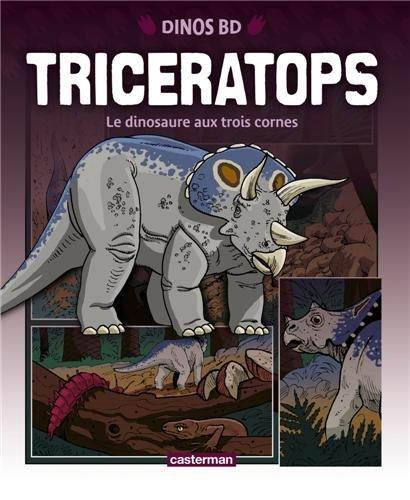 Tricératops : Le dinosaure aux trois cornes