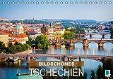 Bildschönes Tschechien (Tischkalender 2017 DIN A5 quer): Tschechiens Geschichte und Gebirge (Monatskalender, 14 Seiten) (CALVENDO Orte)