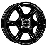 Borbet TL4 black glossy 5x14 ET35 4.00x100 Hub Bore 57.06 mm - Alu felgen