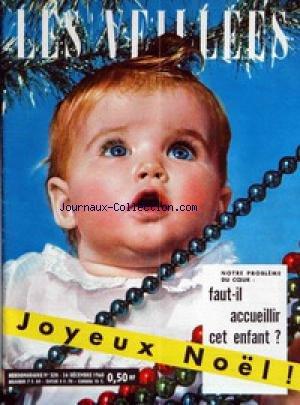 VEILLEES (LES) [No 328] du 24/12/1960 - LECTURES ROMANESQUES - TRICOTS- OUVRAGES - ENQUETES - CUISINE NOEL - L'AIGLE A DEUX TETES - JEAN COCTEAU - ED. FEUILLERE - G. BARRAY - GUY TREJEAN ET M. BASILE.