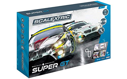 Scalextric - C1360P - Circuit Super GT
