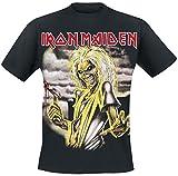 Unbekannt Iron Maiden Killers T-Shirt schwarz XXL