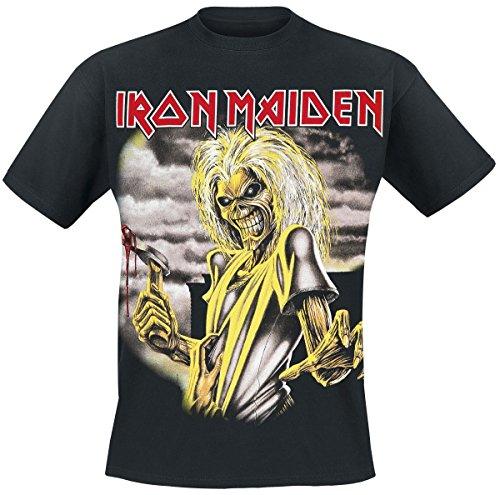 Iron Maiden Killers T-Shirt schwarz XL (Iron Maiden-t-shirt)