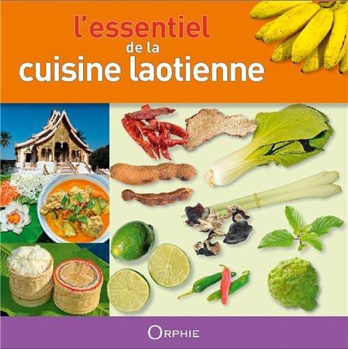 L'essentiel de la cuisine laotienne par Khamla Phankongsy