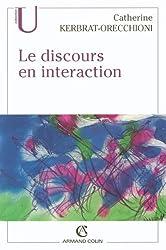 Le discours en interaction (Linguistique)