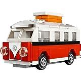 LEGO 40079 Creator VW Bus T1 Camper Van - Exclusives Set im Beutel mit 76 Teilen