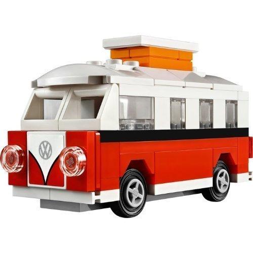 LEGO Creator Exclusive Mini VW T1 Camper Van - 40079 (Bagged)