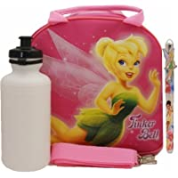 Disney Tinkerbell Lunch Bag with a Water Bottle by Tinker Bell preisvergleich bei kinderzimmerdekopreise.eu