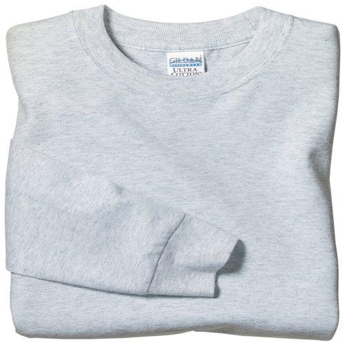 Pirate Booty auf American Apparel Fine Jersey Shirt Grau/Grau