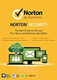 Norton Security 2.0 in 1 User 5 Devices Card [2015] [import anglais]
