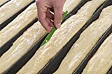 Taglierino professionale per panettiere, confezione da 5, di alta qualità