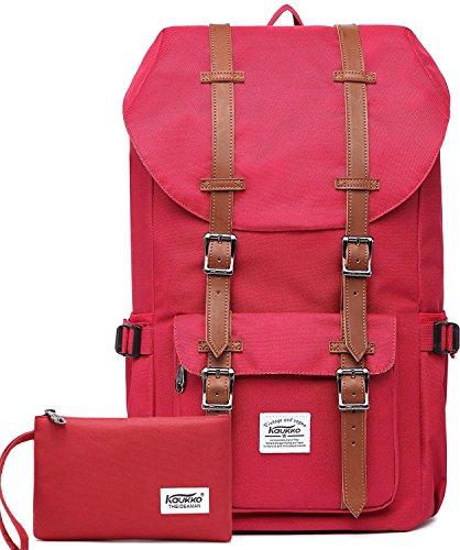 kaukko-beweglicher-im-freien-reisen-wanderrucksack-fur-frauen-mit-2-seitentaschen-red