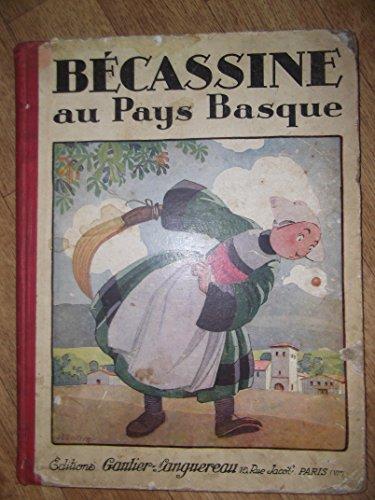 BECASSINE au Pays Basque 1930