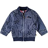 Babyface Girls Jacke 7108106, Fb. light denim blue (Gr. 80)