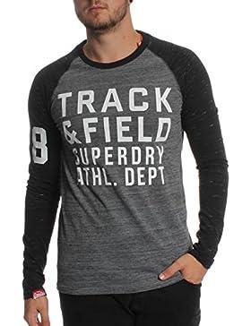 Superdry - Camiseta - Manga larga - para hombre