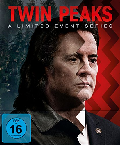 Bild von Twin Peaks A Limited Event Series - Limited Special Blu-ray Edition [Blu-ray]