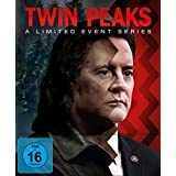 Twin Peaks A Limited Event Series - Limited Special Blu-ray Edition