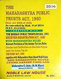 The Maharashtra Public Trusts Act, 1950