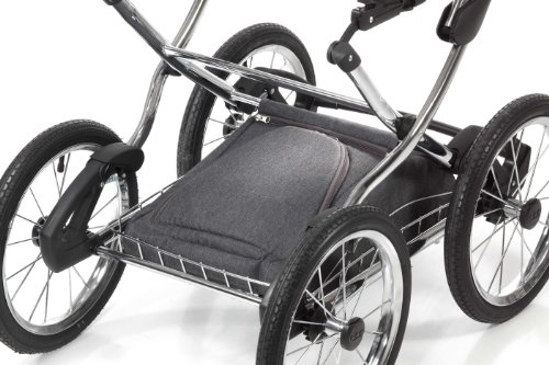 Knorr-Baby Kombikinderwagen Classico - 5