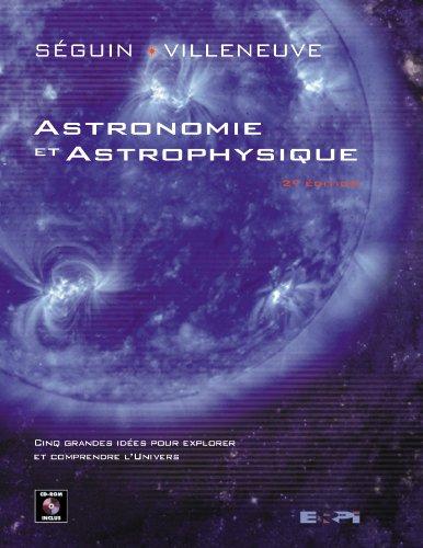 Astronomie Et Astrophysiquecinq Grandes Idées Pour Explorer Et Comprendre L'univers par Unnamed